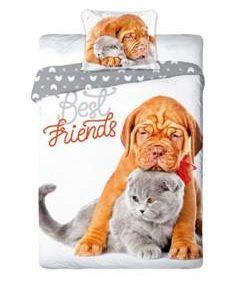 Posteľné prádlo BEST FRIENDS 013