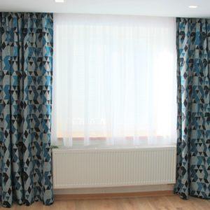 moderne zavesy